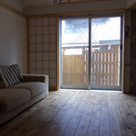 街なかの狭小住宅・N様邸<br />(新築)<br />京都市・木造2階建