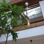 緑と暮らす家<br />(リノベーション)<br />京都市・木造2階建
