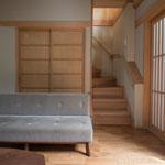 となりの京町家<br />(リノベーション)<br />京都市・木造2階建